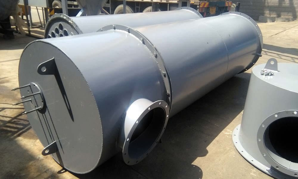 Jinpeng Ceramics Signed A Contract For Biomass Gasification Low-Nitrogen Burner Heat Source System